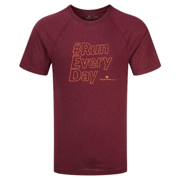 Ronhill Mens #RunEveryDay T-shirt