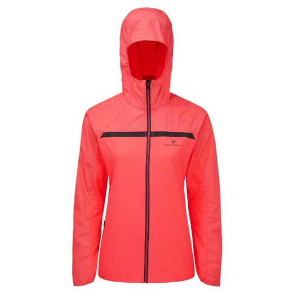 Løpejakke m. 360 graders refleks – Ronhill Afterlight Dame – Hot Pink